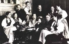 Large Family Mothering: The Real Maria Von Trapp