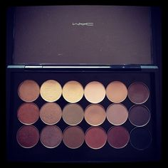 mac is definitely a brand worth splurging on... most perfect palette i've ever seen!