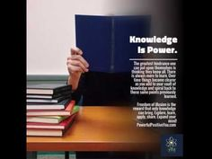 Powerful Positive You: Knowledge is Power.