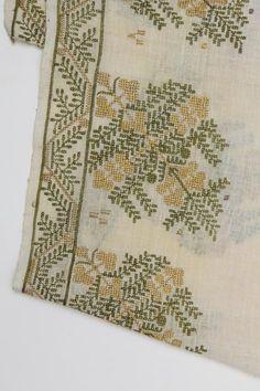 Ottoman Turkish Embroidered Panel 4