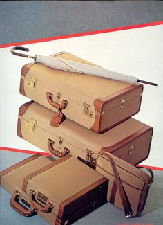 Luggages in 1980
