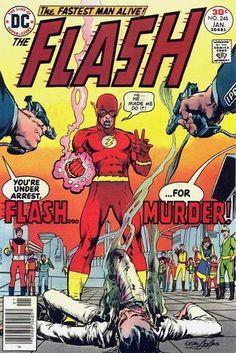 Flash #246 Neal Adams