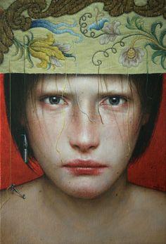 Dino Valls - artnau | artnau - Contemporary Spanish painter - sort of surréalism