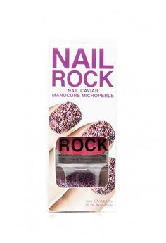 Nail Rock Caviar In Pluto - Beauty - Missguided