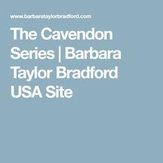 The Cavendon Series | Barbara Taylor Bradford USA Site
