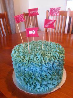 Chocolate cake Dad Birthday, Chocolate Cake, Desserts, Food, Father Birthday, Cake Chocolate, Tailgate Desserts, Chocolate Cobbler, Meal