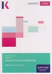 cima official study text fundamentals of financial accounting pdf