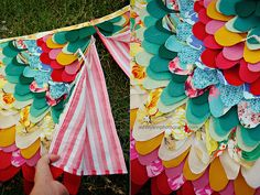 Amazing DiY wings that Ashley Ann from under the sycamore blog made her daughter...LOVE!!!