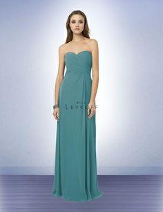 Bridesmaid Dress Style 776 Teal