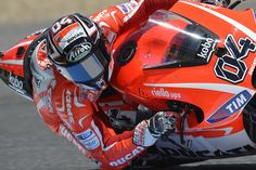 DUCATI TEAM TO START IN ROW 3 AT JEREZ