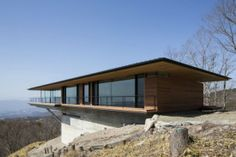 A Stunning House Built in Nagano, Japan (27 Photos)