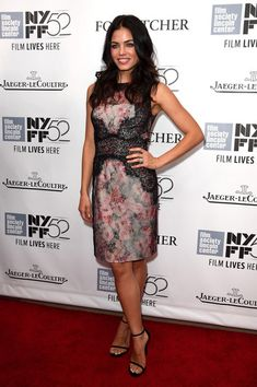 "Jenna Dewan-Tatum Photos - Actor Jenna Dewan attends the ""Foxcatcher"" premiere during the 52nd New York Film Festival at Alice Tully Hall on October 10, 2014 in New York City. - ""Foxcatcher"" Premiere - 52nd New York Film Festival"