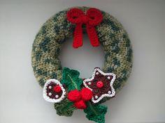 Vánoční věnec Crochet Necklace, Jewelry, Jewlery, Jewerly, Schmuck, Jewels, Jewelery, Fine Jewelry, Jewel