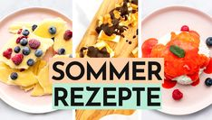 Carp, Breakfast, Food, Healthy Ice Cream, Healthy Desserts, Skinny Recipes, Morning Coffee, Essen, Common Carp
