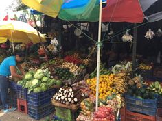 Markets in Matagalpa where the FEV staff stocks up on produce for the week Culture, Fruit, Food, Eten, Meals, Diet
