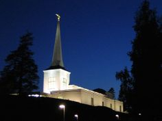 I want this  Mormon temple of Helsinki / http://www.ldsfunny.com/mormon-temple-of-helsinki-8/