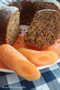 Food for thought: Νηστήσιμα Pureed Food Recipes, Greek Recipes, Cooking Recipes, Meals Without Meat, Cake Recipes, Dessert Recipes, Healthy Baby Food, Cooking Cake, Sweet And Salty