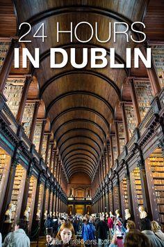 24 Hours in Dublin I