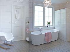 Klassisk på badet