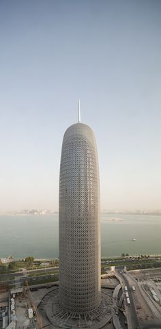 Doha Office Tower, Qatar. 2012