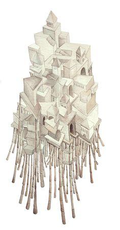 Italo Calvino - Zenobia