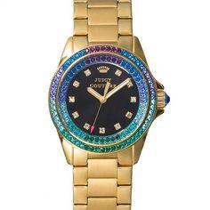 Dámske hodinky Juicy Couture - osviežte si zimu. Inšpirácie nájdete tu http://www.1010.sk/c/damske-hodinky-juicy-couture/stranka/2/