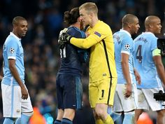 Joe Hart believes Manchester City's goalless draw with Real Madrid on Tuesday was a mere warm-up for the main battle next week.