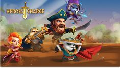 Heroes Charge Hack Cheats Gold Hero