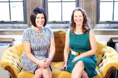 Meet The Founders: Little Yellow Couch