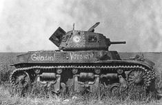 Autoblidee de Corps de Cavalerie Renault ' light tank of Belgian Army captured by the Germans- Belgium, May 1940 Soviet Army, French Army, War Machine, Wwi, Warfare, Military Vehicles, World War, Beast, History