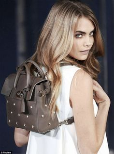 Mulberry x Cara Delevingne Collaboration