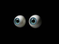IN STOCK 14mm bjd eyes KGB Grey Bjd eyes Doll