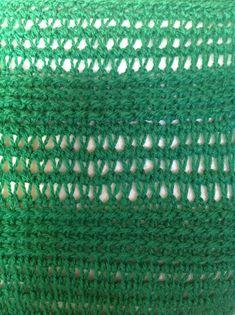 Yummy-Gotta love Tunisian Crochet