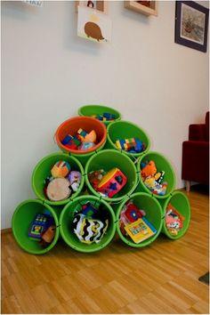5 ways to revolutionise toy storage