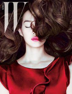 Shin Min Ah - W Magazine March Issue '14