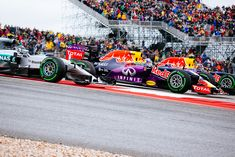 2015 Formula One United States Grand Prix at @circuitamerica in Austin, Texas.