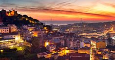 UM CONTO DE FADOS PORTUGUESES: Música, pastel de Belém, castelos, palácios, praias, gajos, gajas e muito mais! Você vai se sentir em casa depois de conhecer as raízes de Portugal nesses oito dias na terrinha.