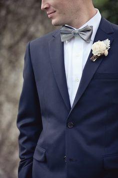 grey bowtie   JL DESIGNS