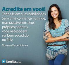 Familia.com.br | 10 #maneiras de #aumentar a #autoestima. #Crescimentopessoal