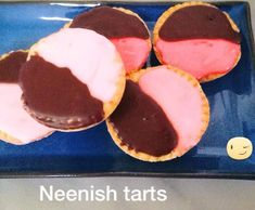 Recipe Old fashioned Neenish tarts, with 2 different fillings by monicaih - Recipe of category Baking - sweet