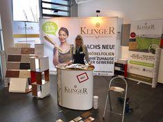 Klinger Folien Ihr Partner im Bereich hochwertige Möbelfolien und Architekturfolien. www.klinger-folien.de