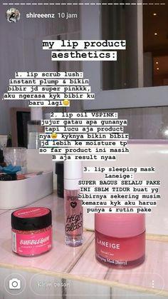 Face Skin Care, Diy Skin Care, Skin Care Tips, Lip Care, Body Care, Beauty Care, Beauty Skin, Best Makeup Tips, Skin Makeup