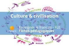 Culture et civilisation - Fiches pédagogiques