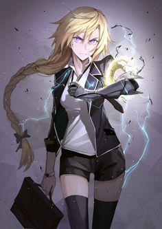 Image result for Jeanne d'Arc Fate/Apocrypha