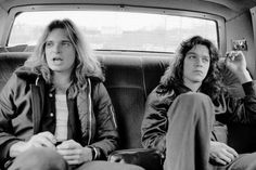 David Lee Roth & Eddie Van Halen