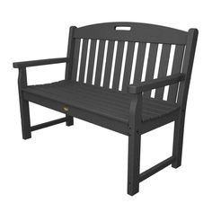"Trex Furniture Yacht Club 48"" Bench"