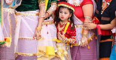arjuna-vallabha:  Little vaishnavi girl from Manipur