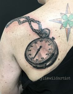 1000 ideas about stop watch tattoo on pinterest watch for Stop watch tattoos