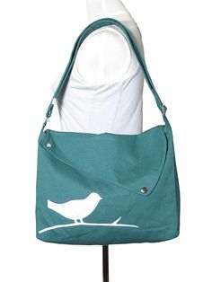 Pine green cotton canvas messenger bag / shoulder bag / bird messenger /diaper bag / cross body baghttp://www.etsy.com/listing/103007681/pine-green-cotton-canvas-messenger-bag?ref=sr_gallery_21_search_query=diaper+bag_view_type=gallery_ship_to=US_page=5_search_type=handmade