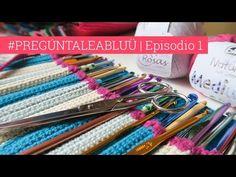 Cómo unir una cremallera a ganchillo   How to sew a zipper - YouTube